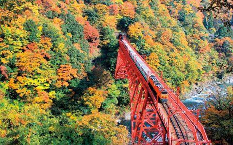 Kurobe Gorge / Unazuki Onsen (Hot Spring)
