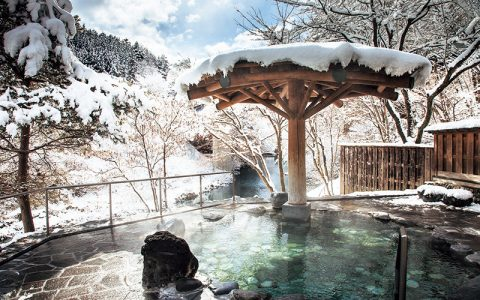 Shima Onsen (Hot Spring)