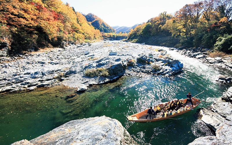 Iwadatami Rocks (River Boating & Whitewater Rafting)