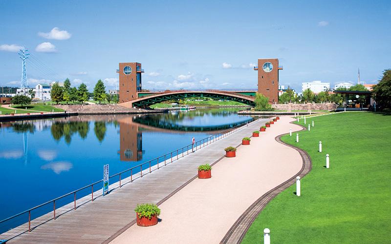 Fugan Unga Kansui Park(Fugan Canal Park)