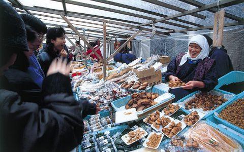 Wajima Morning Market