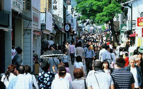 Kyu Karuizawa Ginza Street