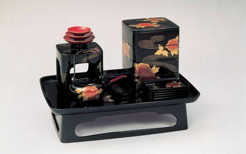 Wajima-nuri laquerware