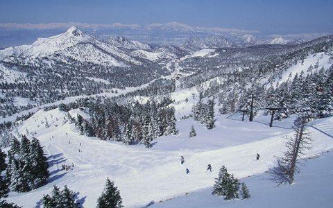 Shigakogen Ski Resort