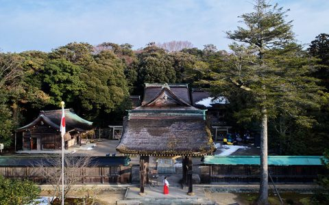 Keta-taisya Shrine