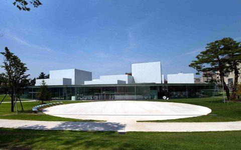 Kanazawa 21st century museum of contemporary art