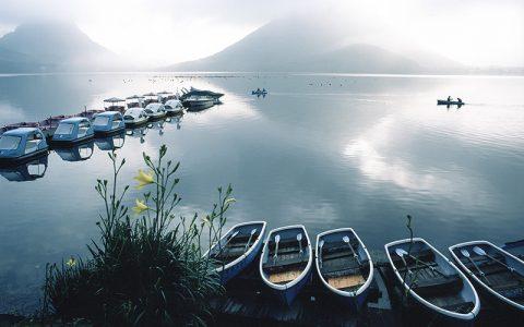 Lake Harunako