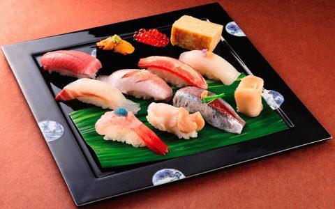 Kiwami Sushi Platter