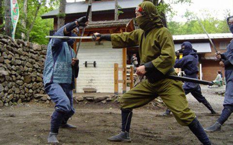 Kids Ninja Village