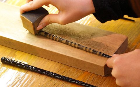Miketsukuni Wakasa Obama Food Culture Museum (Traditional Hands-on Experience: Wakasa Lacquered Chopsticks)