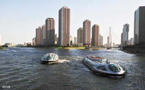 Tokyo Cruising
