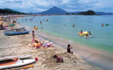Wakasa-wada Beach