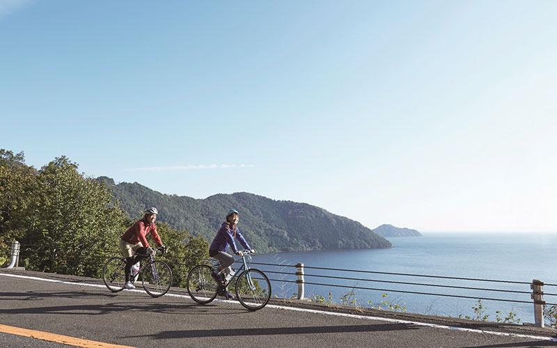 """BIWAICHI"" – cycling around the perimeter of Lake Biwa (BIWAICHI RENTAL CYCLING)"
