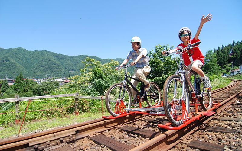Rail-MTB Gattan Go!!