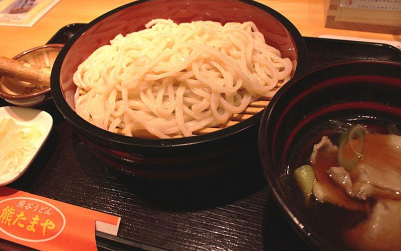 Kumagaya Udon (Noodles)