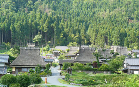 Miyama thatched Village (Kayabuki no Sato)