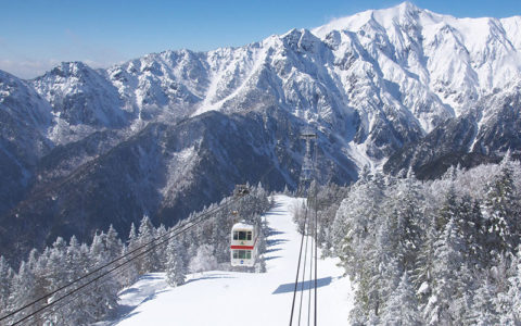 Shinhotaka Ropeway
