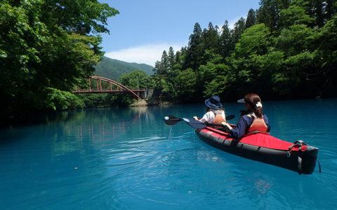 Shima Lake Canoeing by Lakewalk