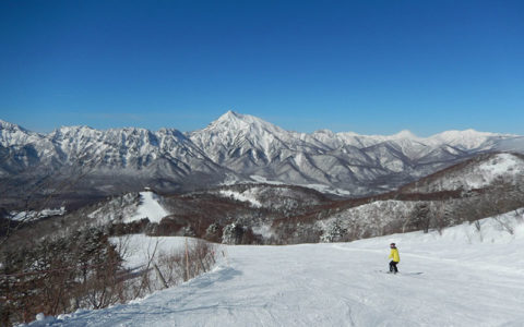 Togakushi Snow World, Togakushi Ski Resort