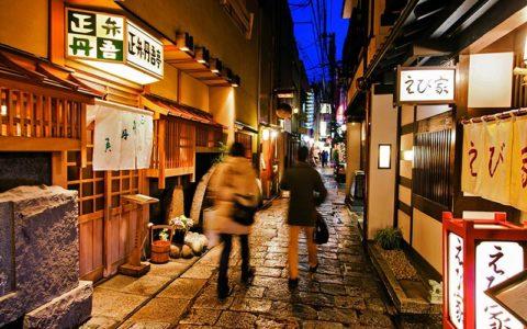 Hozenji Yokocho (Hozenji Temple Alleyway)
