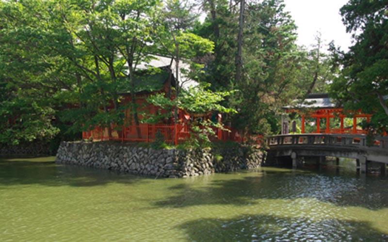 Ikushima Tarushima Shrine