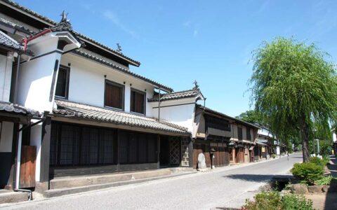 The Hokkoku Road & Unnojuku Post Town