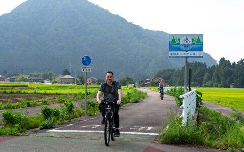 Hakusan Cycling